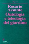 Ontologia e teleologia del giardino
