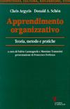 Apprendimento organizzativo