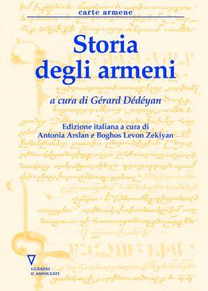Copertina del libro Storia degli Armeni
