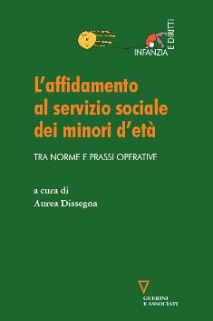 L'affidamento al servizio sociale dei minori d'età