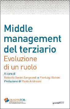 Middle management del terziario