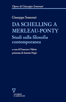 Da Schelling a Merleau-Ponty