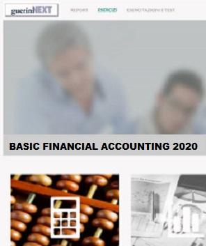 Codice eserciziario BFA 2020