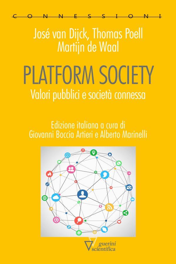 Copertina Platform Society