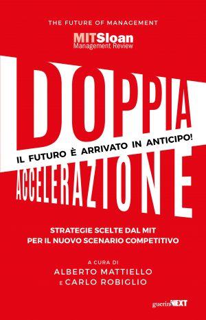 Copertina del libro Doppia accelerazione