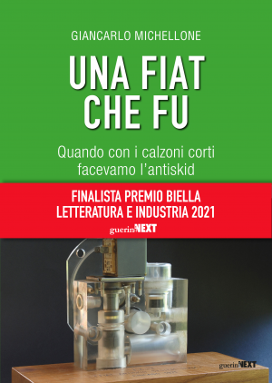 Fascetta Finalista Premio Biella 2021