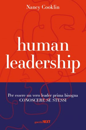 Copertina del libro Human Leadership