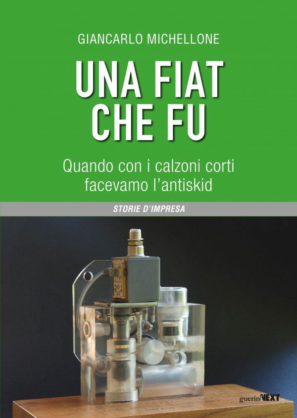 Copertina del libro Una Fiat che fu