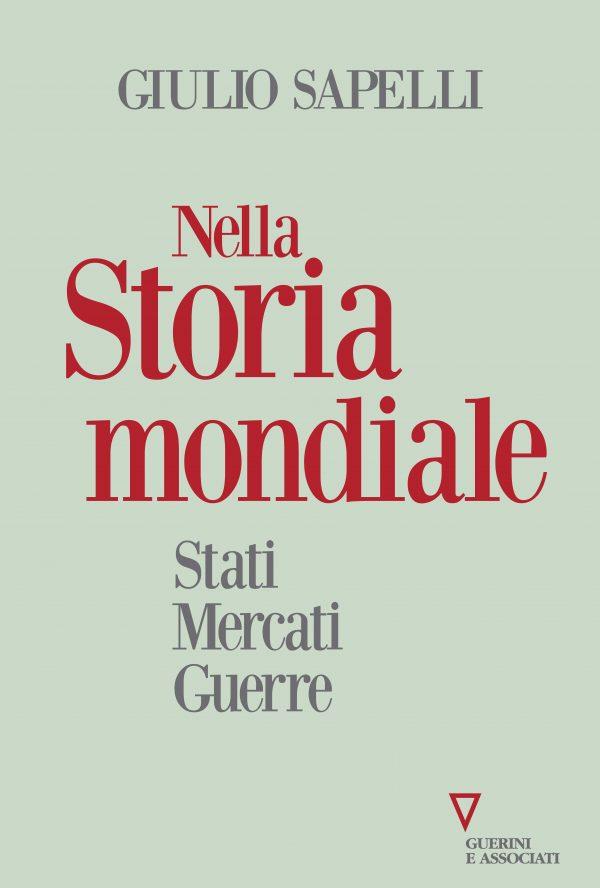 FRONT Cover NELLA STORIA MONDIALE