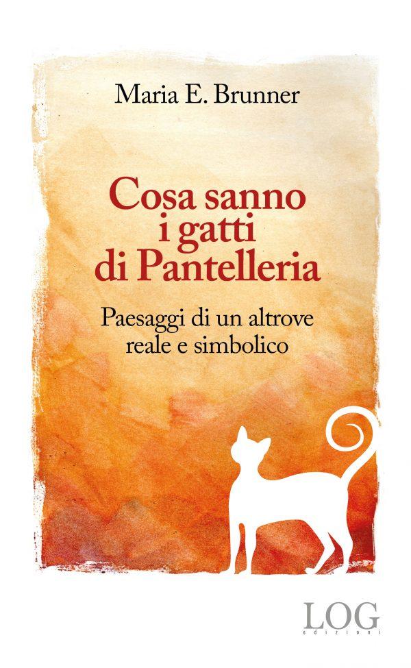 Copertina del libro Cosa sanno i gatti di Pantelleria