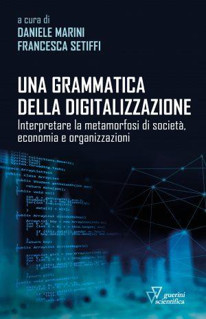 Copertina del libro Una grammatica della digitalizzazione