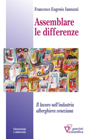 Copertina del libro Assemblare le differenze