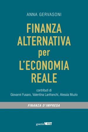 Copertina del libro Finanza alternativa per l'economia reale