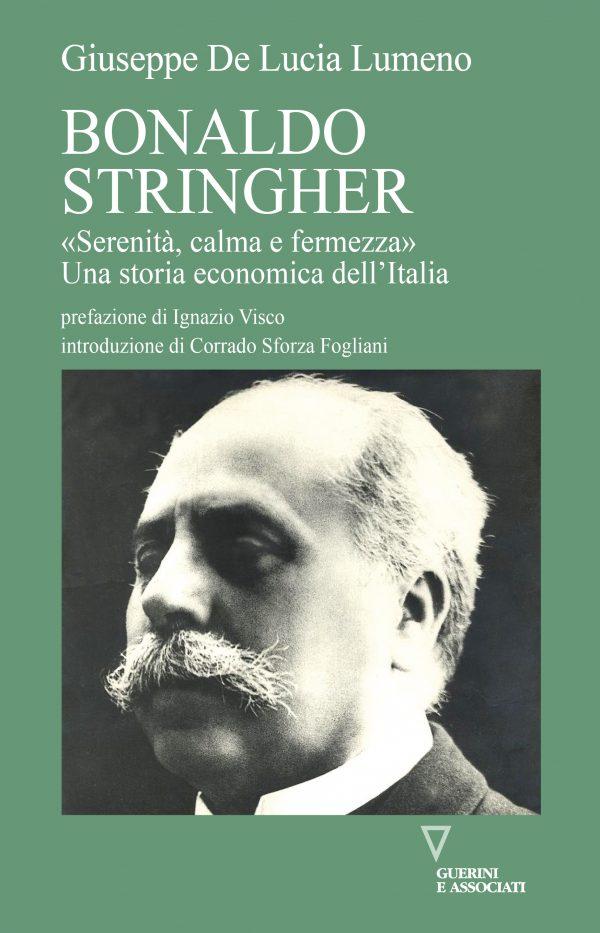 Copertina del libro Bonaldo Stringher