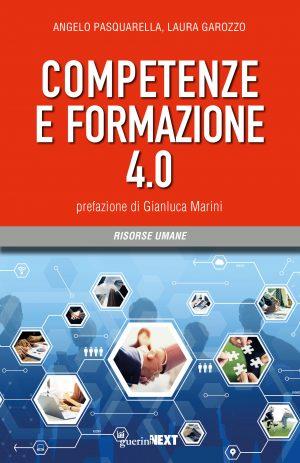 Copertina del libro Competenze e formazione 4.0