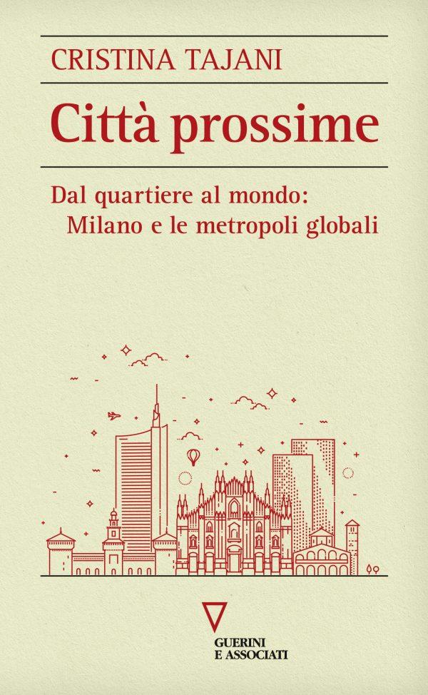 Copertina del libro Città prossime