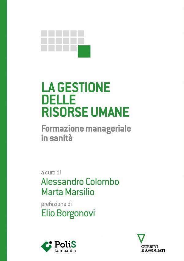 Copertina del libro La gestione delle risorse umane