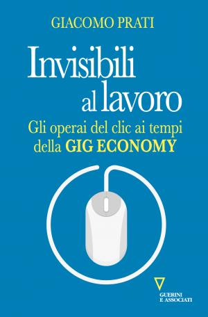 Copertina del libro Invisibili al lavoro