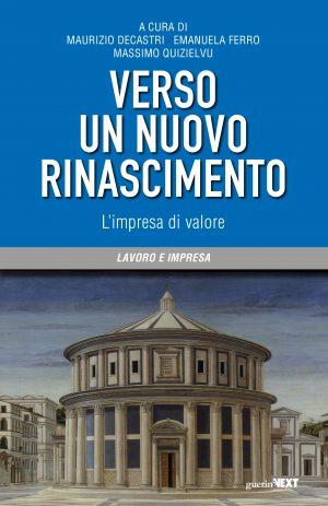 Copertina del libro Verso un nuovo rinascimento