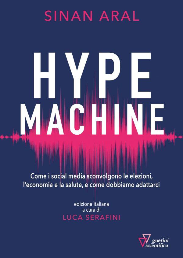 Copertina del libro Hype Machine