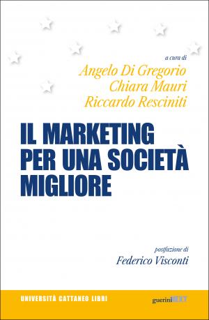 Copertina del libro Il Marketing per una società migliore